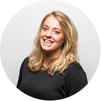 Anouk Sluimer, account executive Hart van Holland